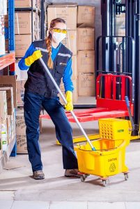 Commercial Cleaning Arkansas