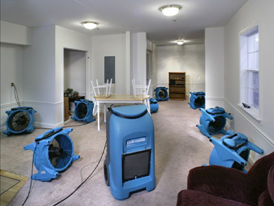 Commercial Water Mitigation